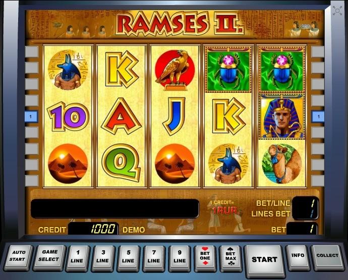 Игровые автоматы бесплатно играть онлайн